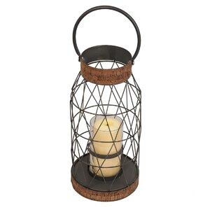 Metal Wire Lantern