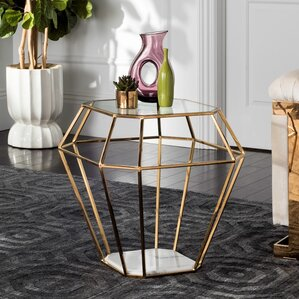Coletta End Table by Willa Arlo Interiors
