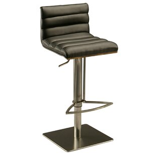 Dubai Adjustable Height Swivel Bar Stool