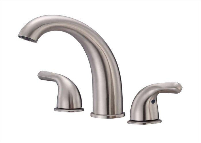 Danze Melrose Double Handle Deck Mount Roman Tub Faucet