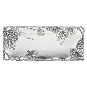 Grapevine Oblong Serving Tray