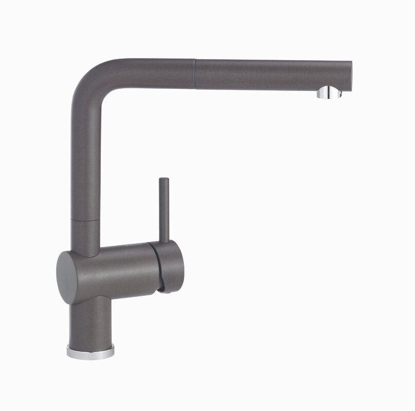 Linus Pull Out Single Handle Kitchen Faucet