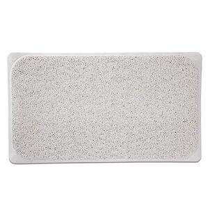Loofah Premium Woven Non Slip Bathtub Shower Mat