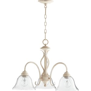 Spencer 3-Light Shaded Chandelier