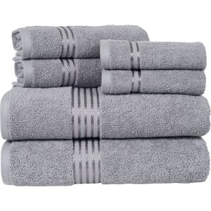 Hotel 6 Piece Towel Set