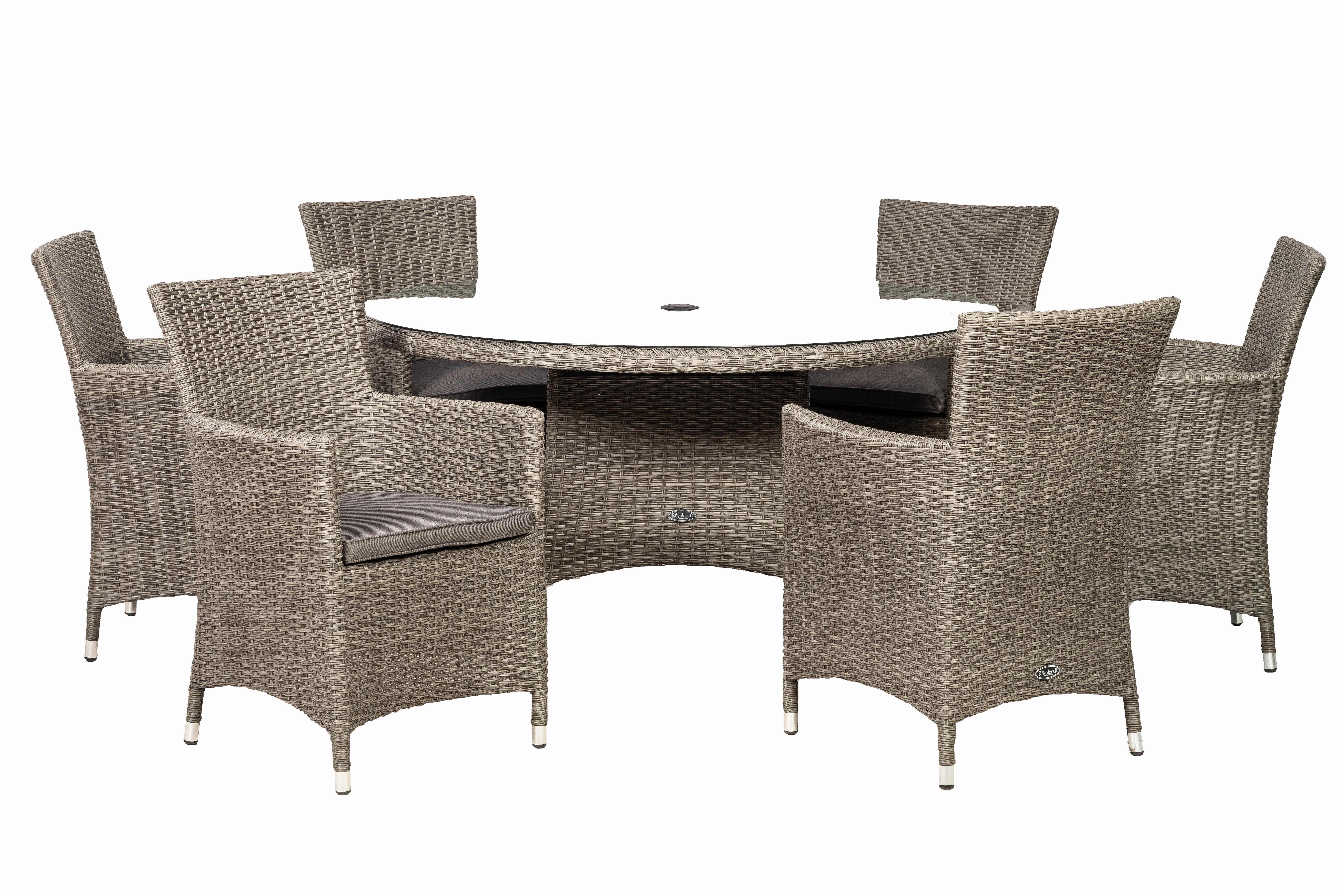 cadab58bf9 Sol 72 Outdoor Termonde 6 Seater Dining Set with Cushions & Reviews |  Wayfair.co.uk