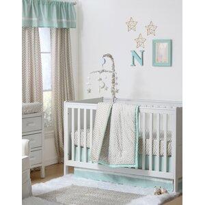 Confetti 6 Piece Crib Bedding Set