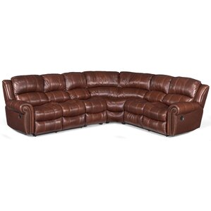 Hermosa Reclining Sectional by Hooker Furniture