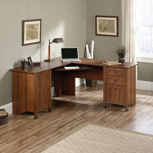 Chappel L Shaped Computer Desk