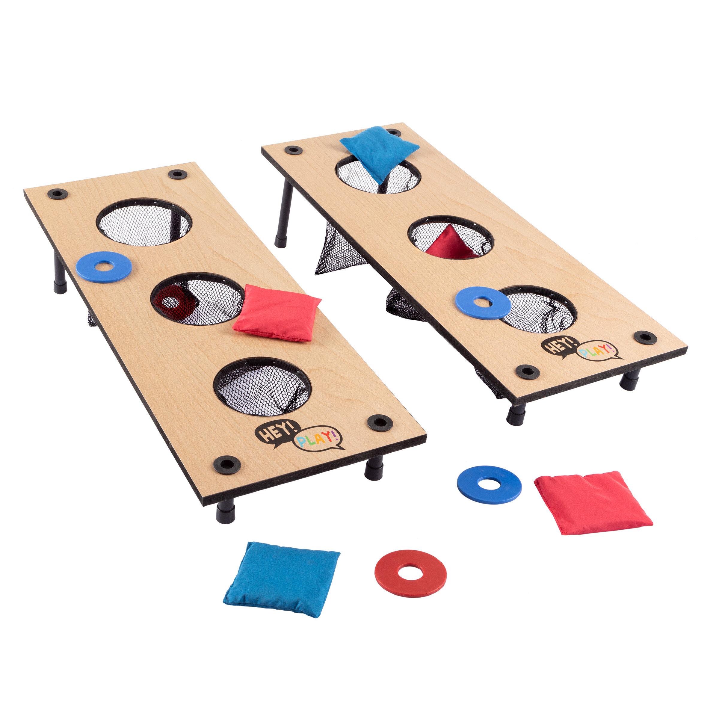 Washer Toss Game Cornhole Board