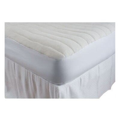 Synthetic Fiber Twin Mattress Pads Amp Toppers You Ll Love