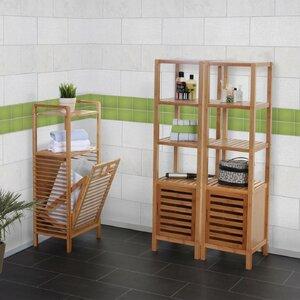 3-tlg. Badezimmer-Set Narita von Hazelwood Home