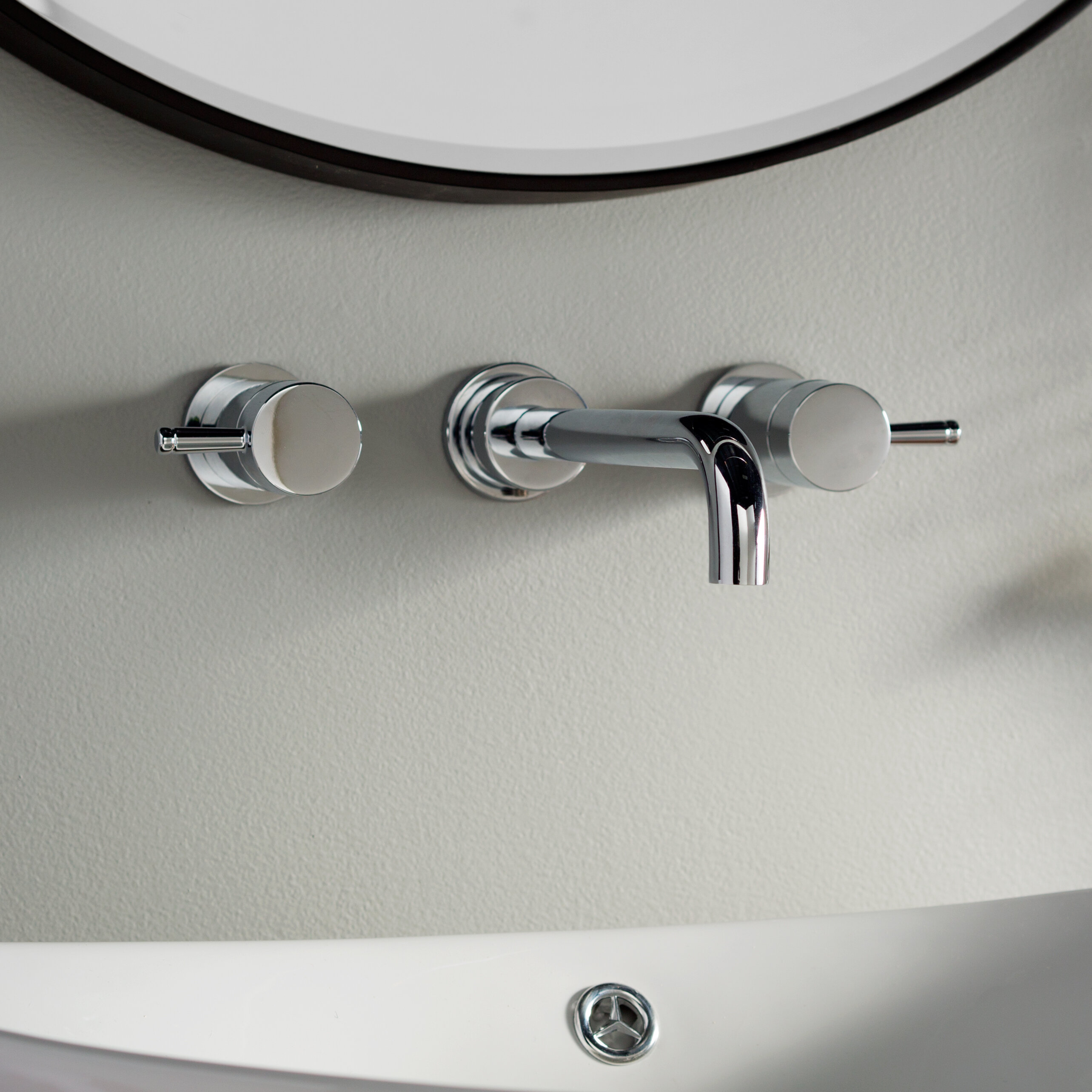Exceptionnel American Standard Serin Wall Mounted Bathroom Faucet With Drain Assembly U0026  Reviews | Wayfair