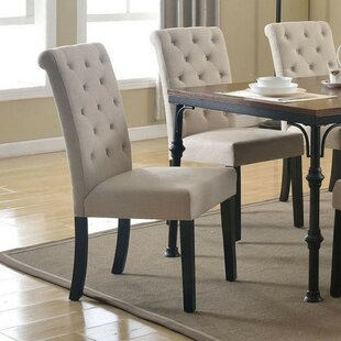 Kenzo Upholstered Dining Chair (Set of 2)