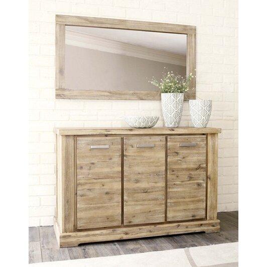 m belkultura sideboard colorado mit spiegel. Black Bedroom Furniture Sets. Home Design Ideas