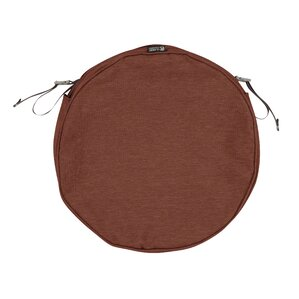 Perfect Montlake™ FadeSafe™ Round Outdoor Dining Chair Cushion