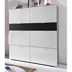 Alameda 54 Pair Shoe Storage Cabinet