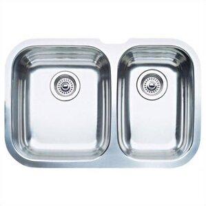 Niagara 27 5 X 18 13 Bowl Undermount Kitchen Sink