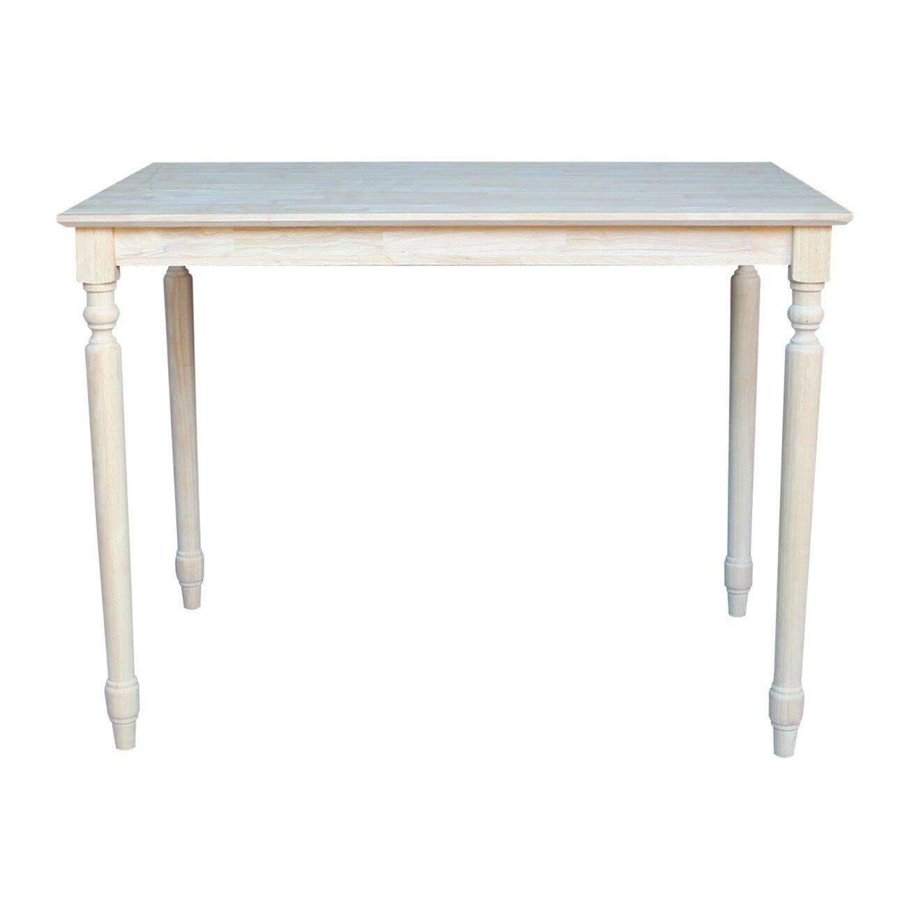 International Concepts Counter Height Dining Table III  : CounterHeightDiningTableIII from www.wayfair.com size 1300 x 1300 jpeg 49kB