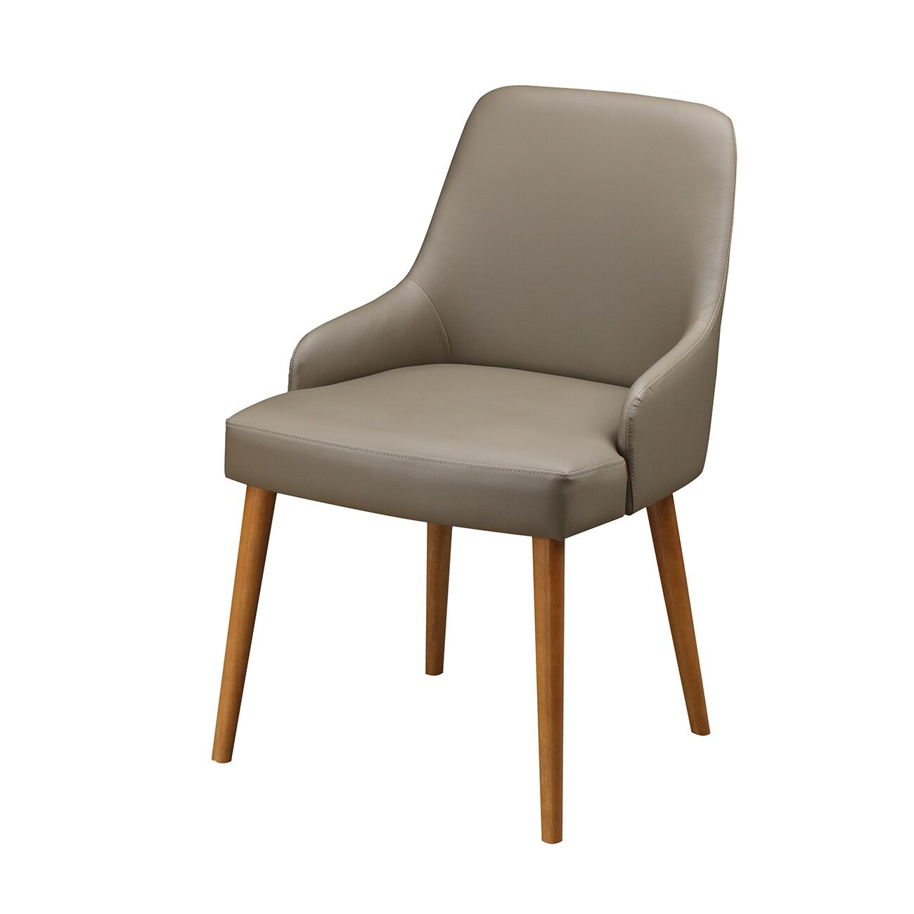 Modern Dining Chairs: George Oliver Buckingham Modern Upholstered Dining Chair