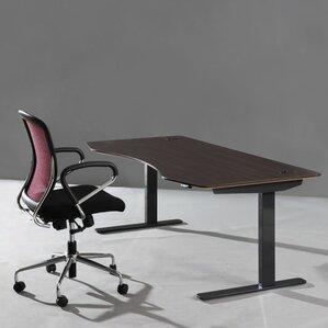 Papillion Adjustable Sit To Stand Desk