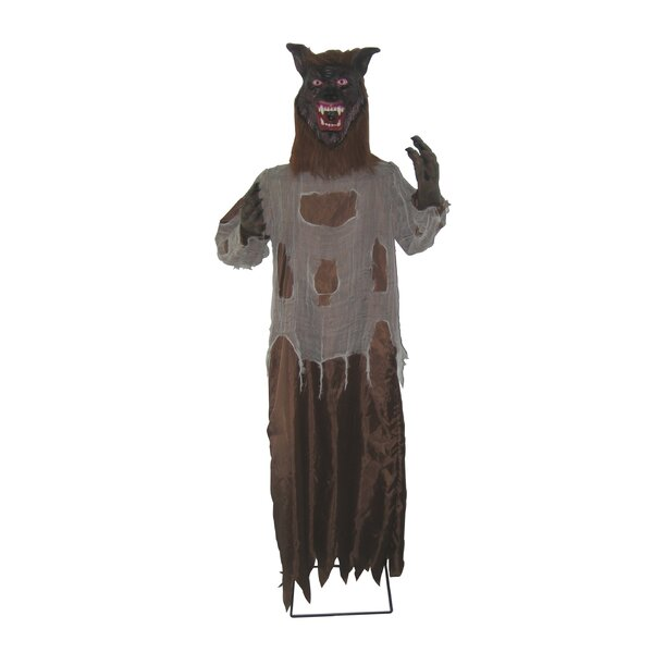 4 seasons global werewolf halloween decoration reviews wayfair - Halloween Werewolf