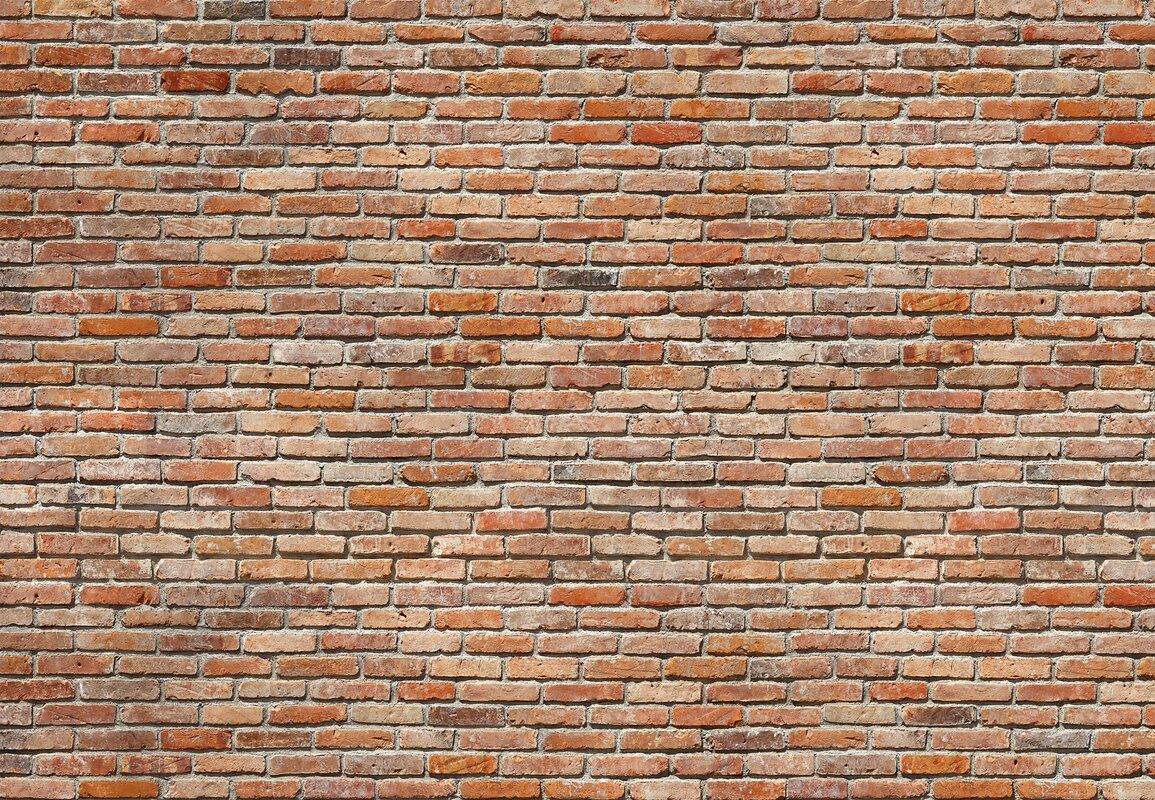 trent austin design edgewater bricks wall mural reviews wayfair default name