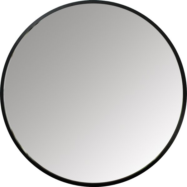 Dobson Round Oversized Wall Mirror Amp Reviews Joss Amp Main
