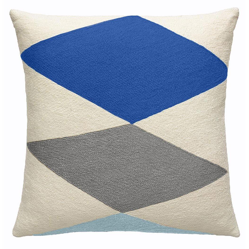 Ace New Zealand Wool Throw Pillow AllModern