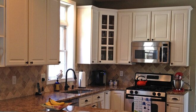 How To Makeover Kitchen Cabinets