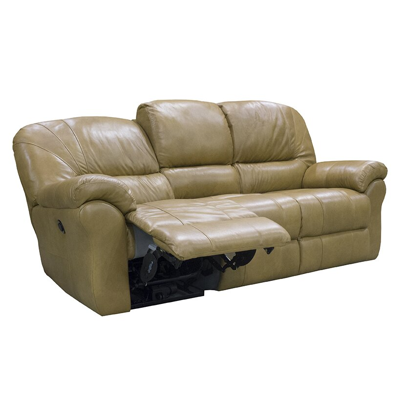 Coja Frankfort Top Grain Leather Sofa Recliner Loveseat