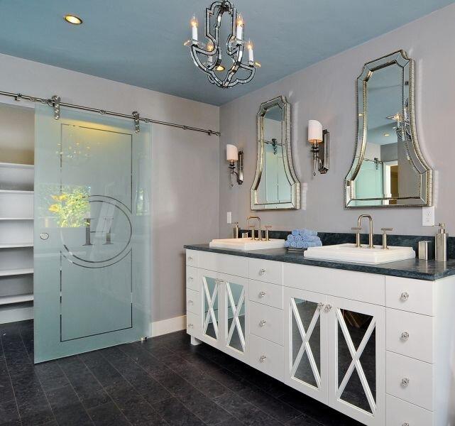 Bathroom Glam Bathroom Design. Glam Bathroom Photos  Design Ideas  Pictures  amp  Inspiration   Wayfair