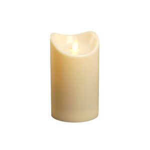Epone Flameless Pillar Candle
