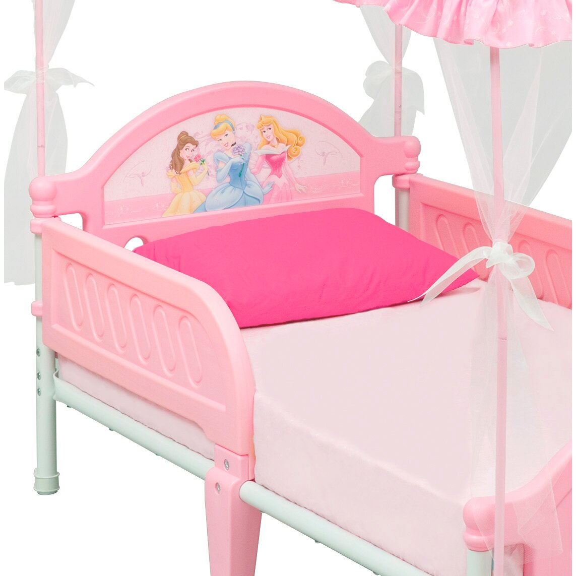 Delta Children Disney Princess Toddler Bed Amp Reviews