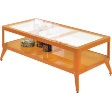 modern orange coffee tables | allmodern