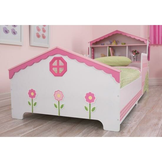 Kidkraft Dollhouse Toddler Bed Uk
