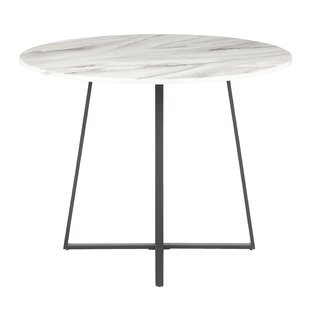 Danny Contemporary/Glam Dining Table New