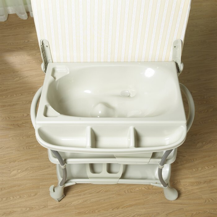 Primo Euro Spa Baby Bathtub and Changer Combo & Reviews | Wayfair.ca