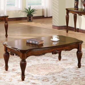 Welsh Coffee Table by Astoria Grand