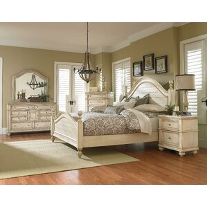 Claudia King Panel Bed by Standard Furniture
