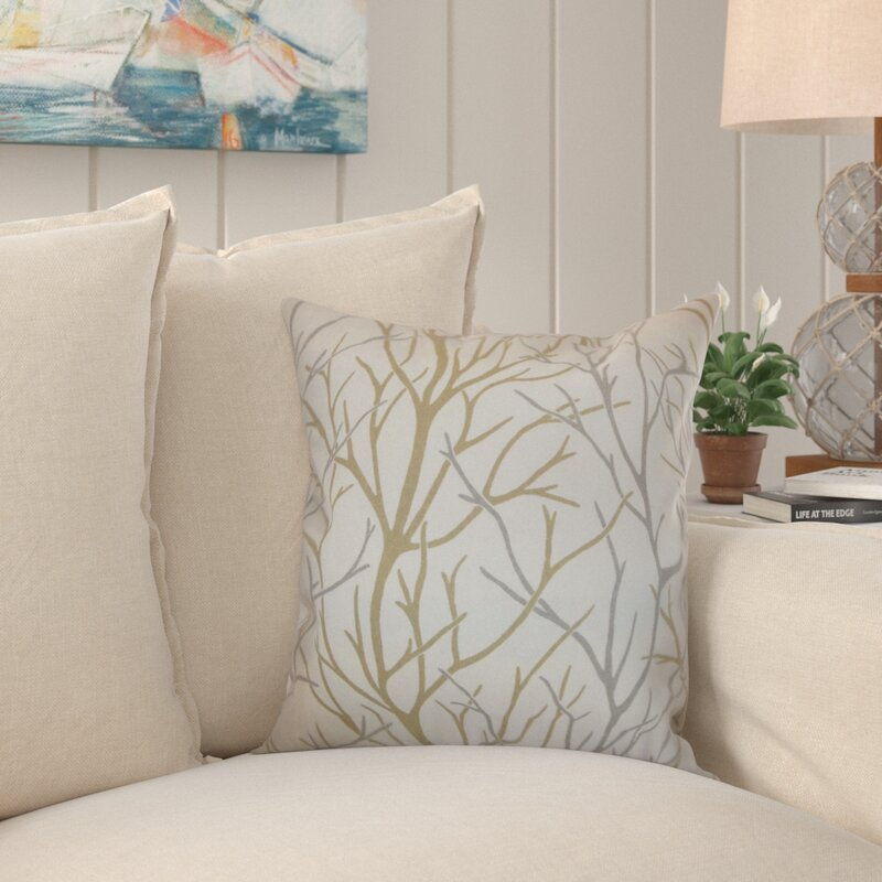 The Pillow Collection Cushion Cover Amp Reviews Wayfair Co Uk