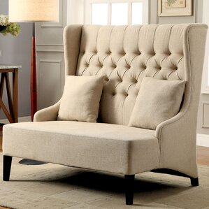 Tiffany Loveseat by Hokku Designs