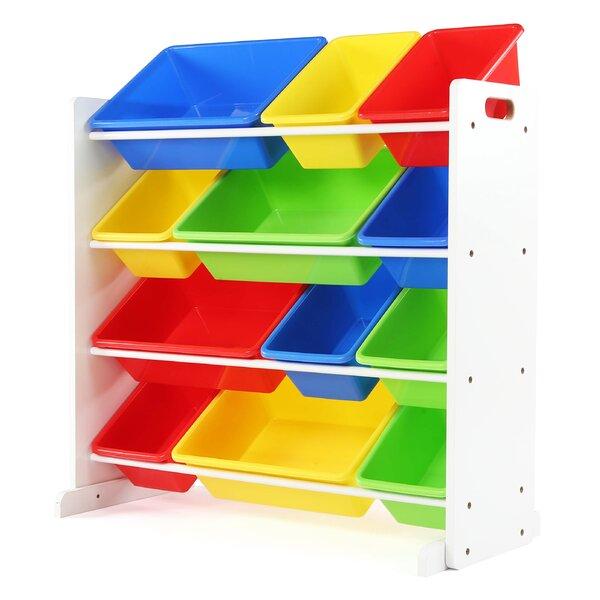 Bon Tot Tutors Kid Toy Storage Organizer U0026 Reviews | Wayfair
