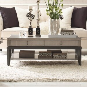 Jessenia Coffee Table by Rosdorf Park