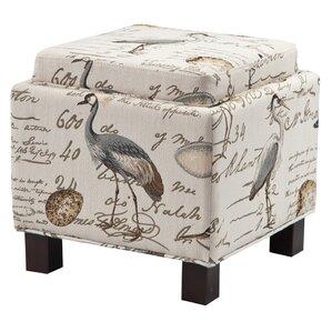 Avery Upholstered Storage Ottoman