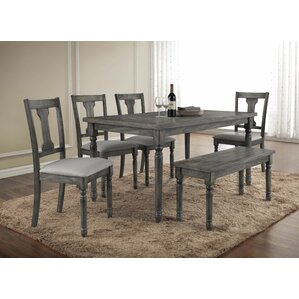Parkland 6 Piece Dining Set