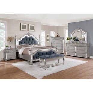 5 Piece Bedroom Sets | Wayfair
