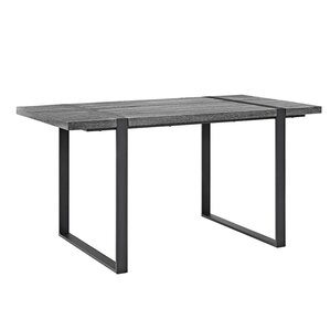 Black Dining Table black kitchen & dining tables you'll love | wayfair