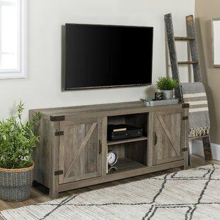 on sale 92632 f9631 Grey Tv Console | Wayfair