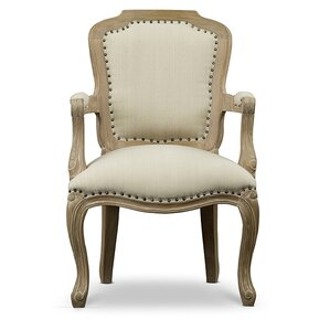Poitou Armchair by Wholesale Interiors